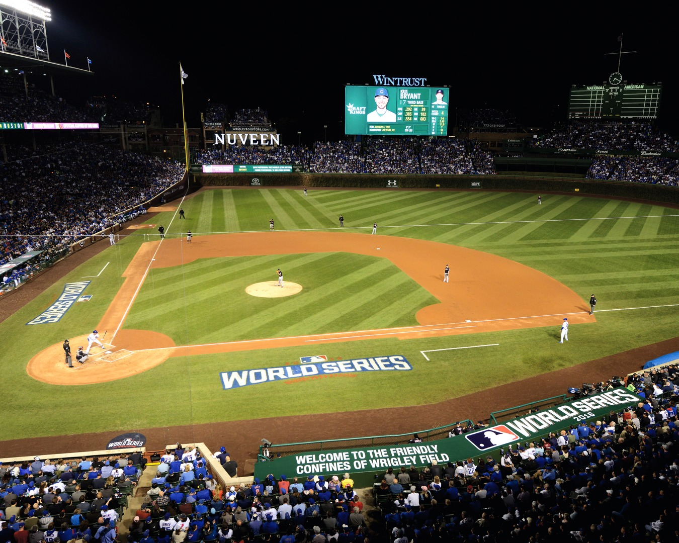 This Isn T A Dream Cubs World Series At Friendly