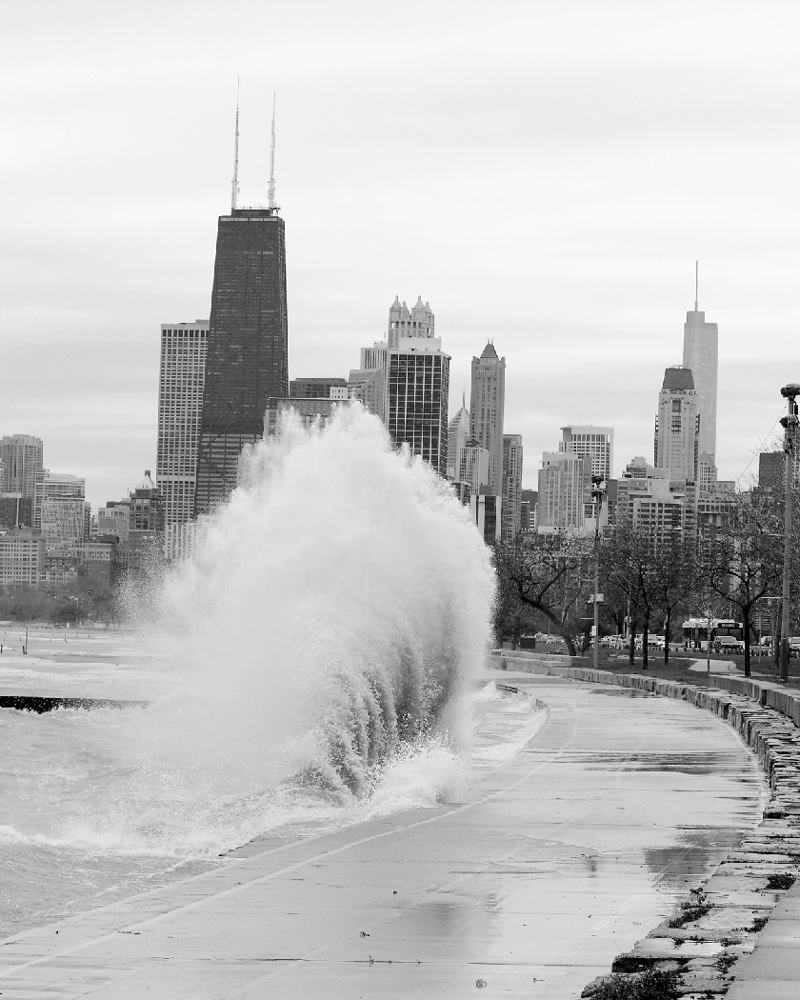 Chicago Weather Effects Of Hurricane Sandy Chicago Black