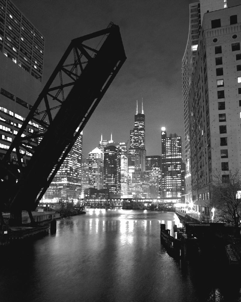 Welcome To Chicago Kinzie Street Bridge Opening