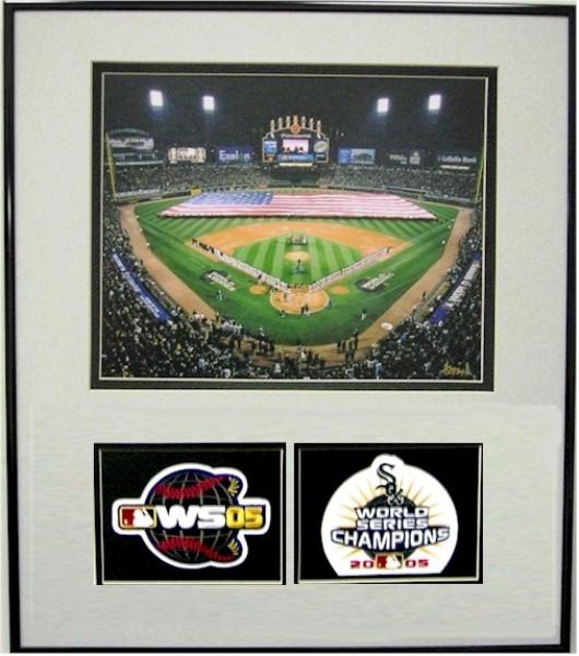 2005 White Sox World Series Champions Chicago White Sox