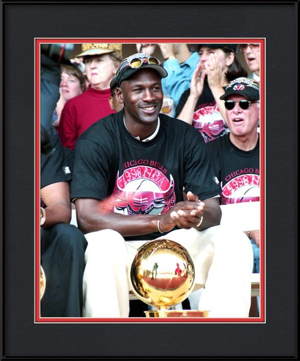 framed-print-of-michael-jordan-with-trophy