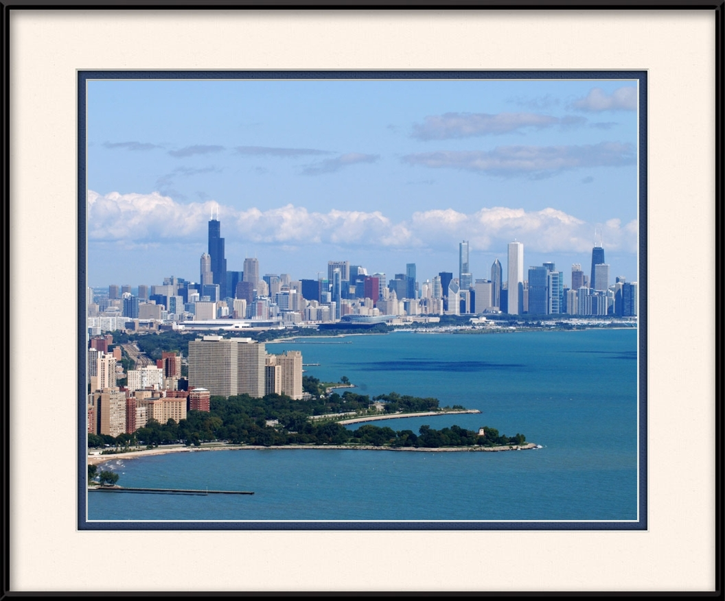 Chicago Summer At Promontory Point Chicago Seasons