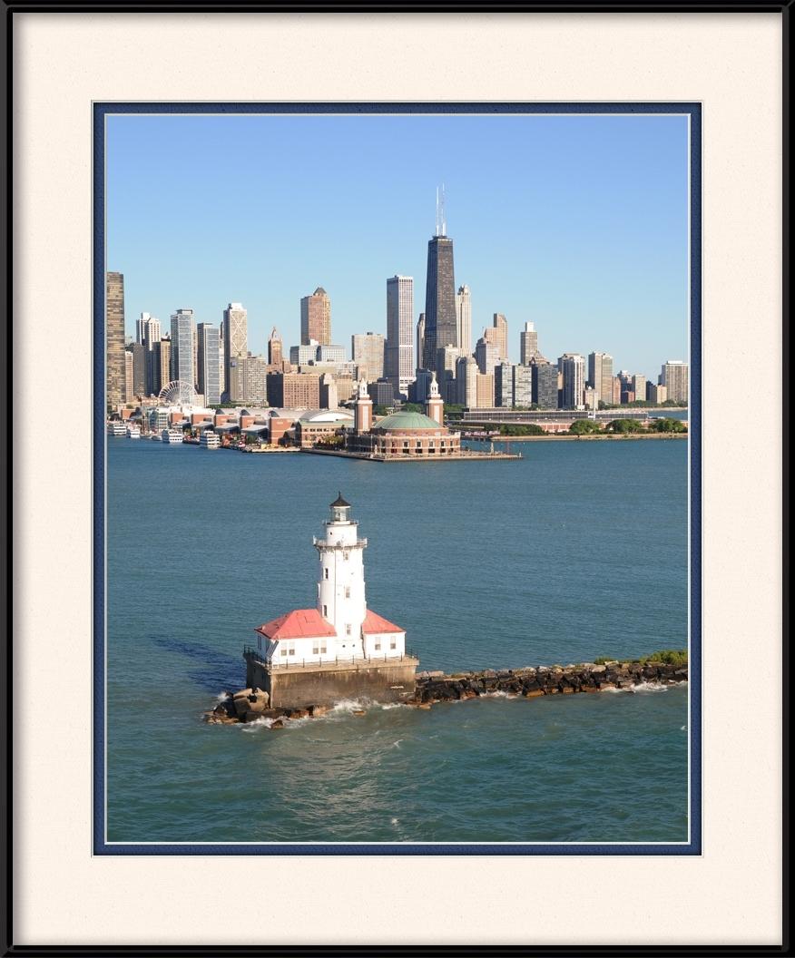 framed-print-of-chicago-harbor-lighthouse-navy-pier