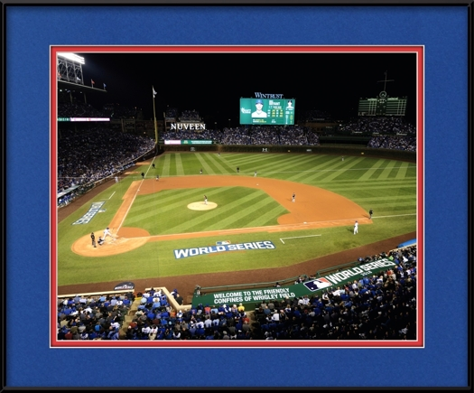 This Isn\'t A Dream - Cubs World Series At Friendly Confines Of ...