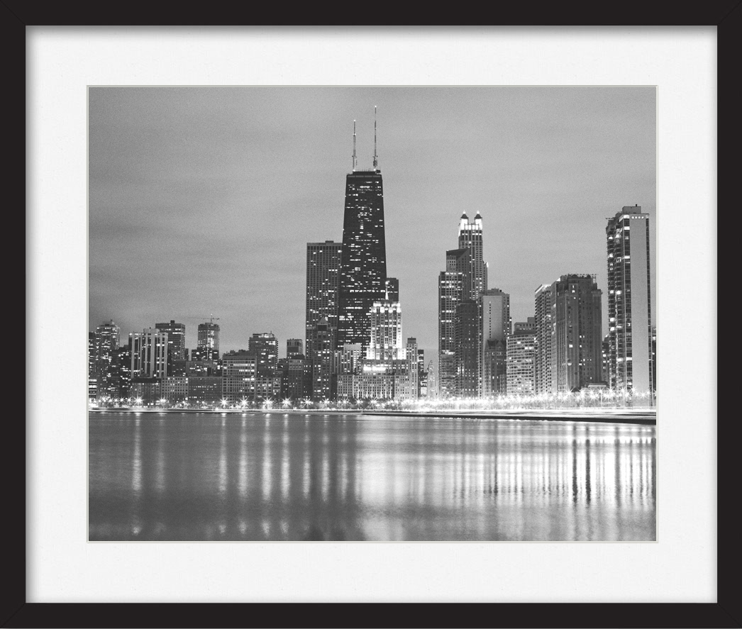 framed-print-of-the-gold-coast-chicago-neighborhood