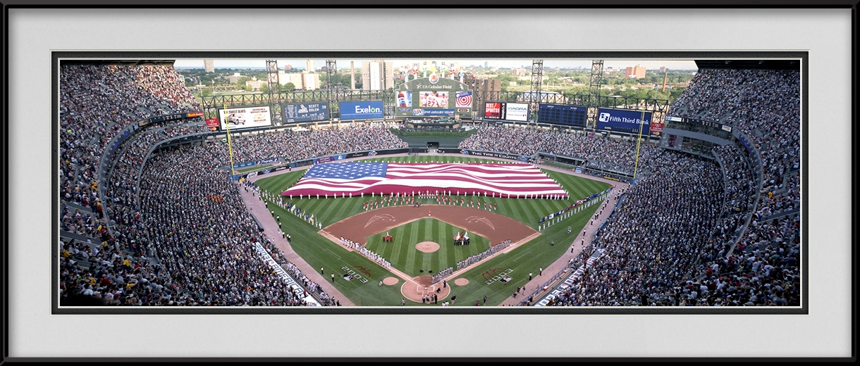 2003 All Star Game Us Cellular Field Chicago White Sox