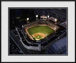 framed-print-of-comiskey-park-aerial-at-night