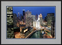 framed-print-of-the-wrigley-building-chicago-river