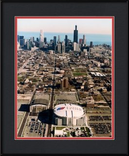 framed-print-of-aerial-of-chicago-stadium-and-united-center