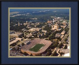 framed-print-of-old-notre-dame-stadium-aerial-photo-taken-before-1997