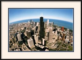 framed-print-of-the-sears-tower