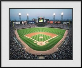 picture-of-chicago-white-sox-night-game