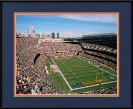 soldier-field-framed-photo