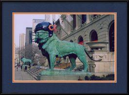 framed-print-of-art-institute-lion-with-bears-helmet