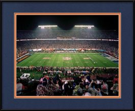 super-bow-xli-opening-kickoff-framed-picture