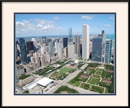 framed-print-of-millennium-park-bp-bridge