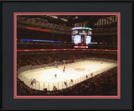 framed-print-of-madhouse-on-madison-@-united-center