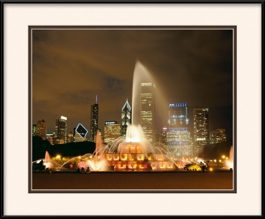 picture-of-buckingham-fountain-new-bcbs-building