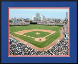 2011-yankees-vs-cubs-framed-picture