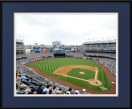 yankee-stadium-3rd-base-side-framed-picture
