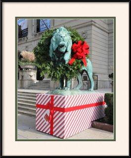 picture-of-art-institute-lion-holiday-present