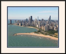 aerial-views-of-chicago-art