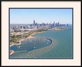 picture-of-31st-street-harbor-chicago-skyline