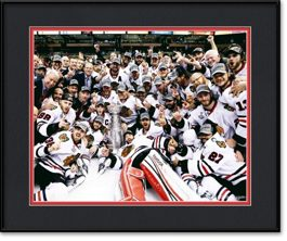 framed-print-of-blackhawks-team-celebrating-stanley-cup-championship-on-ice