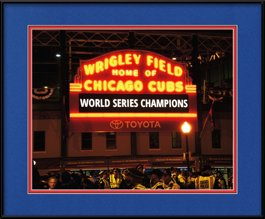 framed-print-of-wrigley-field-marquee-world-series-champions