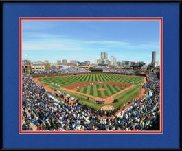 framed-print-of-wrigley-field-100-years-anniversary