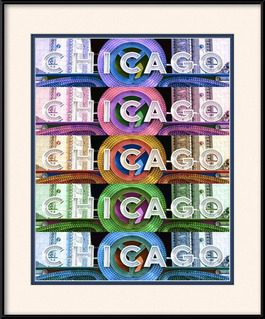 framed-print-of-chicago-art-chicago-in-technicolor