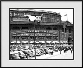 framed-picture-of-old-historic-comiskey-park-chicago-white-sox