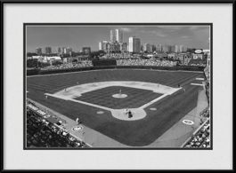 framed-print-of-black-and-white-wrigley-field-inside-view-of-ballpark