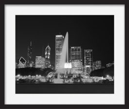 framed-print-of-buckingham-at-night