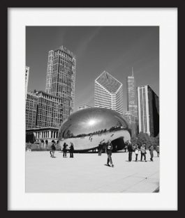 framed-print-of-the-bean