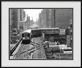 cta-train-the-l-train-chicago-framed-picture