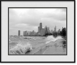 framed-print-of-rough-waters-on-the-pier