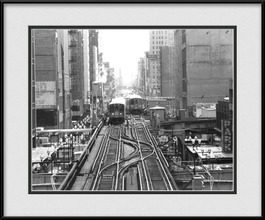 framed-print-of-chicago-trains-in-the-loop
