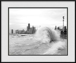 hurricane-sandy-effect-chicago-lakefront-high-wave-framed-picture