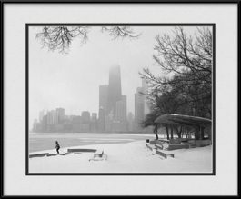 picture-of-adventurous-skier-on-the-chicago-lakefront