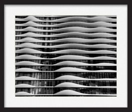 framed-print-of-aqua-chicago-building-the-wave