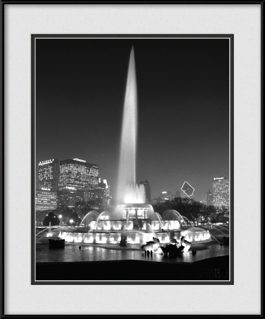 buckingham-fountain-water-display-framed-picture