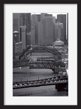 chicago-bridges-framed-picture