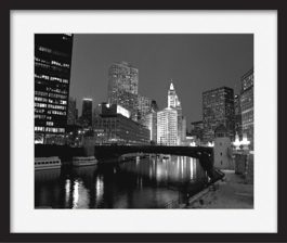 framed-print-of-chicago-river