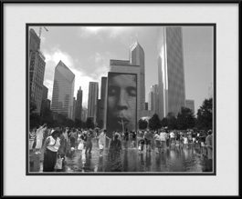 picture-of-millennium-park-crown-fountain