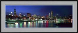framed-print-of-chicago-skyline-panoramic