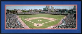 wrigley-panoramic-cubs-vs-reds-framed-picture