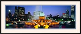 picture-of-buckingham-fountain-at-night-chicago-panoramic