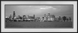 framed-print-of-blackhawks-championship-skyline-black-white