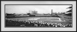 picture-of-black-and-white-wrigley-field-panorama-3rd-base-side